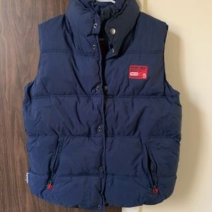Men's Superdry Company Puffer Vest